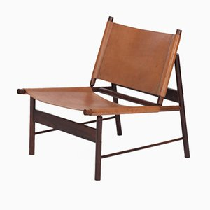 Vintage Lounge Chair by Jorge Zalszupin for l'Atelier