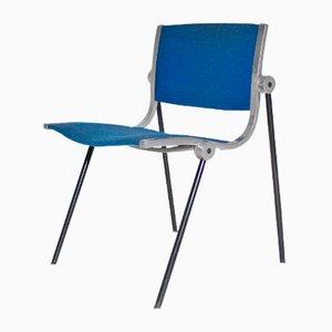 Italienischer Aluminium Stuhl von Vaghi, 1960er