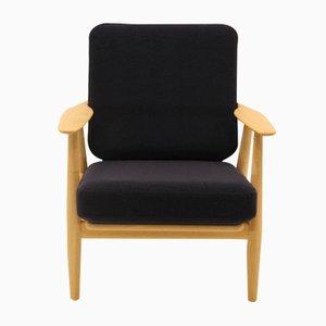GE240/1 Sessel von Hans J Wegner für Getama, 1950er