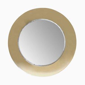 Specchio curvo vintage di Fontana Arte