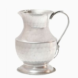 Vintage Cromwell Hand-Hammered Pitcher