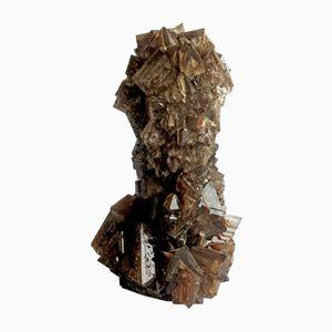 Vaso M 019 in cristallo di Isaac Monté