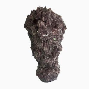 Vaso M 030 in cristallo di Isaac Monté
