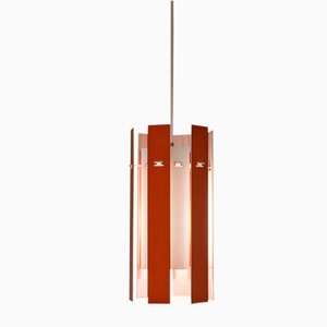 Vintage Cocktail Pendant Light by Henning Rehhof for Fog & Mørup