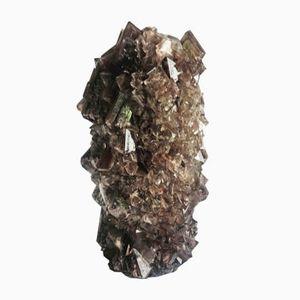 Vaso M 011 in cristallo di Isaac Monté