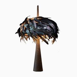 Lampada da tavolo Luna Nova di Heike Buchfelder per Pluma Cubic