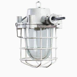 Petite Lampe Vintage Industrielle