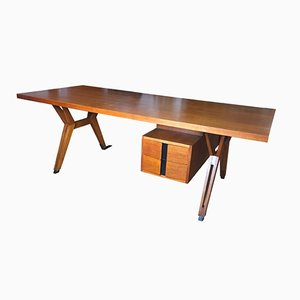 Vintage Terni Desk by Ico Parisi for MIM