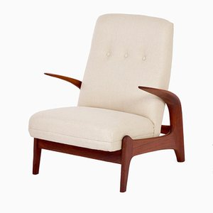 Ladies Chair by Rolf Rastad & Adolf Relling for Gimson & Slater, 1960s
