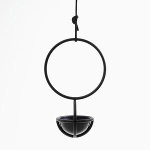 Blumenkugel Hanging Basket by Zascho Petkow & Andreas Haussmann for Atelier Haussmann