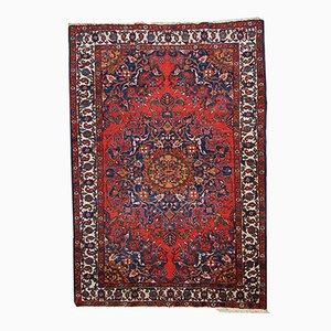 Handgearbeiteter Vintage nahöstlicher Mashad Teppich, 1970er