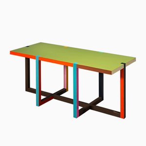 Table d'Appoint Rally Y par Martin Holzapfel, 2017