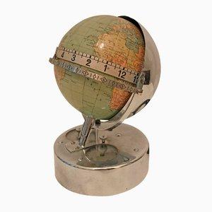 Erdkugel Globus von Reimer Dietrich, 1920er