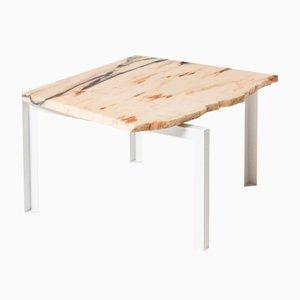 Table d'Appoint Petit d'angle No.13 par Hervé Humbert pour Atelier Haussmann