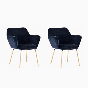 Airone Armchairs by Gio Ponti for Arflex, 1955, Set of 2