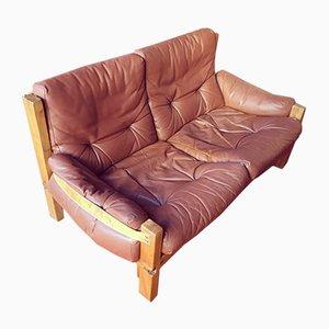 S22 Sofa von Pierre Chapo, 1960er