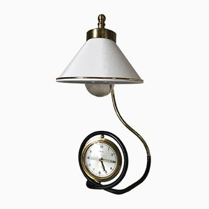 Alarm Clock Lamp from Bayard, 1960s