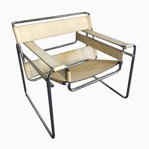 Wassily Sessel von Marcel Breuer für Gavina, 1960er