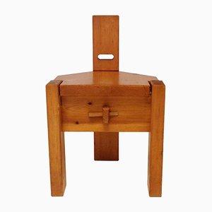 Children's Chair by Erwin Egel for Nürnberg-Moorenbrunn, Dieter Güllert, 1967