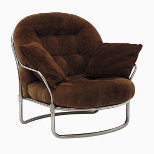 Sedia modello 915 di Carlo de Carli per Cinova, 1969