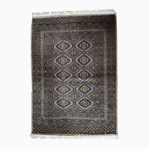 Handgemachter Usbekischer Bukhara Teppich, 1970er