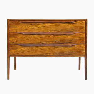 Danish Rosewood Chest of Drawers by Aksel Kjersgaard, 1960s
