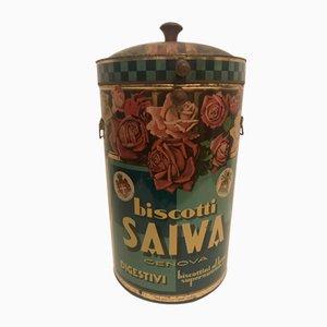 Boîte Publicitaire Saiwa
