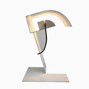Lámpara de escritorio italiana de Vechi & Volpi para Stilnovo, años 70