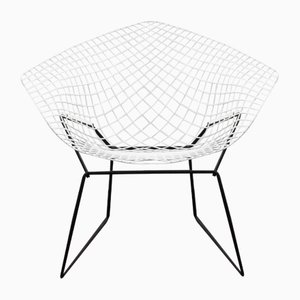 Mid-Century Diamond Chair by Harry Bertoia for Knoll Inc, 1950s
