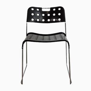 Chaise de Salon par Rodney Kinsman pour Bieffeplast, Italie, 1970s