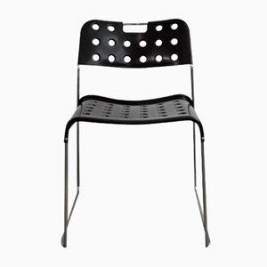 Italian Dining Chair by Rodney Kinsman for Bieffeplast, 1970s