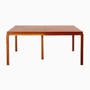 Tavolo da pranzo di Edward Wormley per Dunbar, anni '60