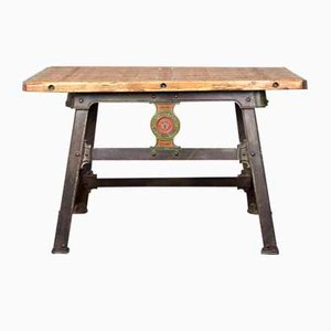 Industrial Table from Bamford & Sons