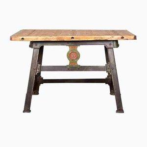Tavolo industriale di Bamford & Sons