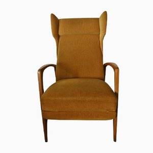 Fauteuil Inclinable Mid-Century, 1960s