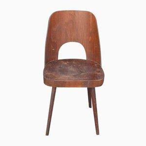 Model 515 Dining Chair by Oswald Haerdtl for TON, 1961