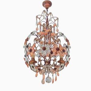 Französische Deckenlampe, 1960er