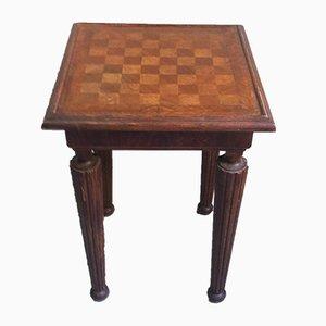 Mesa de ajedrez Mid-Century