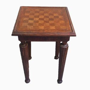 Mid-Century Chess Table
