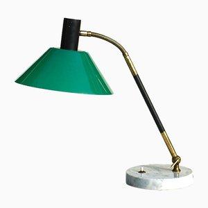 Tischlampe von Stilux Milano, 1950er