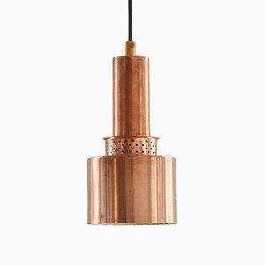Lámpara colgante T292 de cobre de Hans Agne Jakobsson para Hans Agne Jakobsson AB, 1958