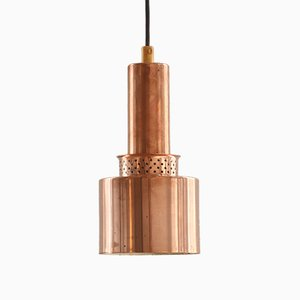 T292 Pendant in Copper by Hans Agne Jakobsson for Hans Agne Jakobsson AB, 1958