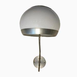 Lámpara de pared grande de Stilux Milano, años 60