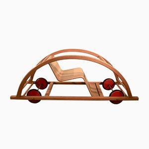 Rocking Chair pour Enfant par Hans Brockhage pour Siegfried Lenz, 1950s