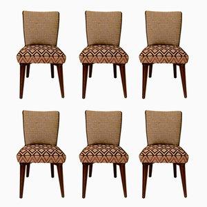 Stühle, 1950er, 6er Set