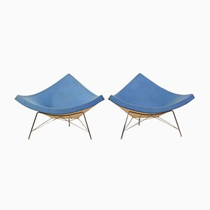 Coconut Chairs by George Nelson for Vitra, 2000s, Set of 2