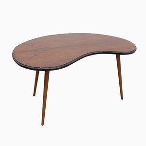 Tavolino Mid-Century curvo