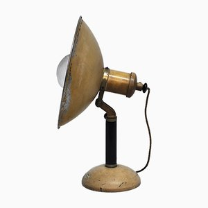 Mid-Century Industrial Table Lamp from Osram Licht AG, 1950s