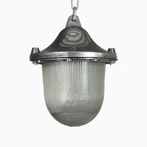 Lampe à Suspension Prismatique Vintage, Pologne