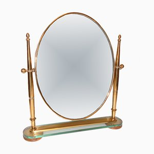Espejo de mesa de Fontana Arte, años 40